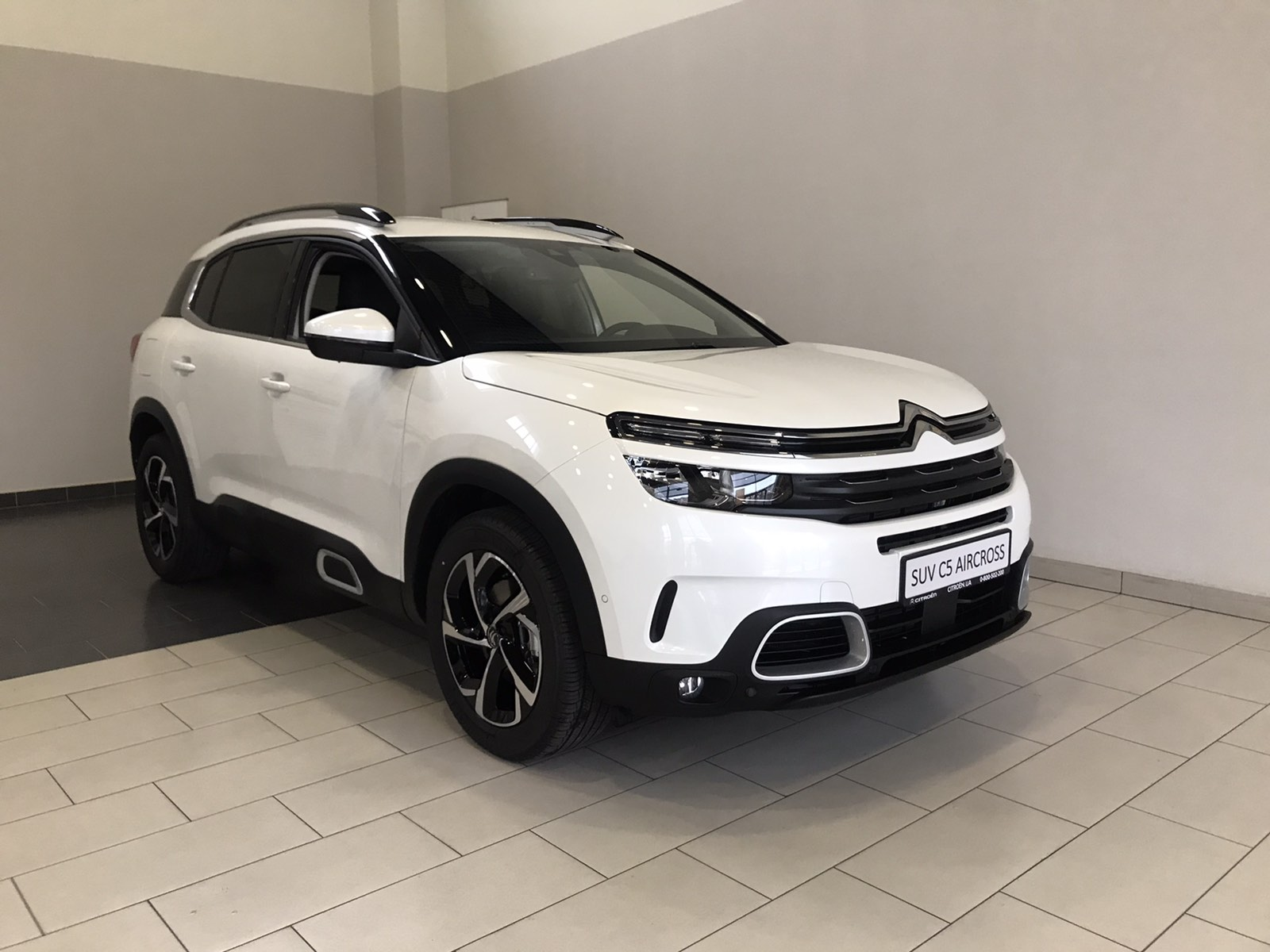 new C5 Aircross 2.0 HDi 180 АКПП-8 FEEL PACK, 2020